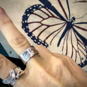 Butterfly Transformation Ring 300
